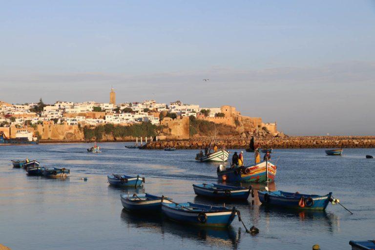 Rabat le port