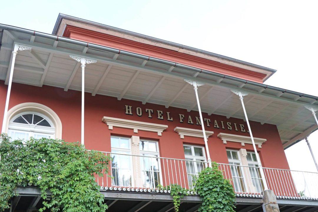 Bayreuth hôtel Fantaisie