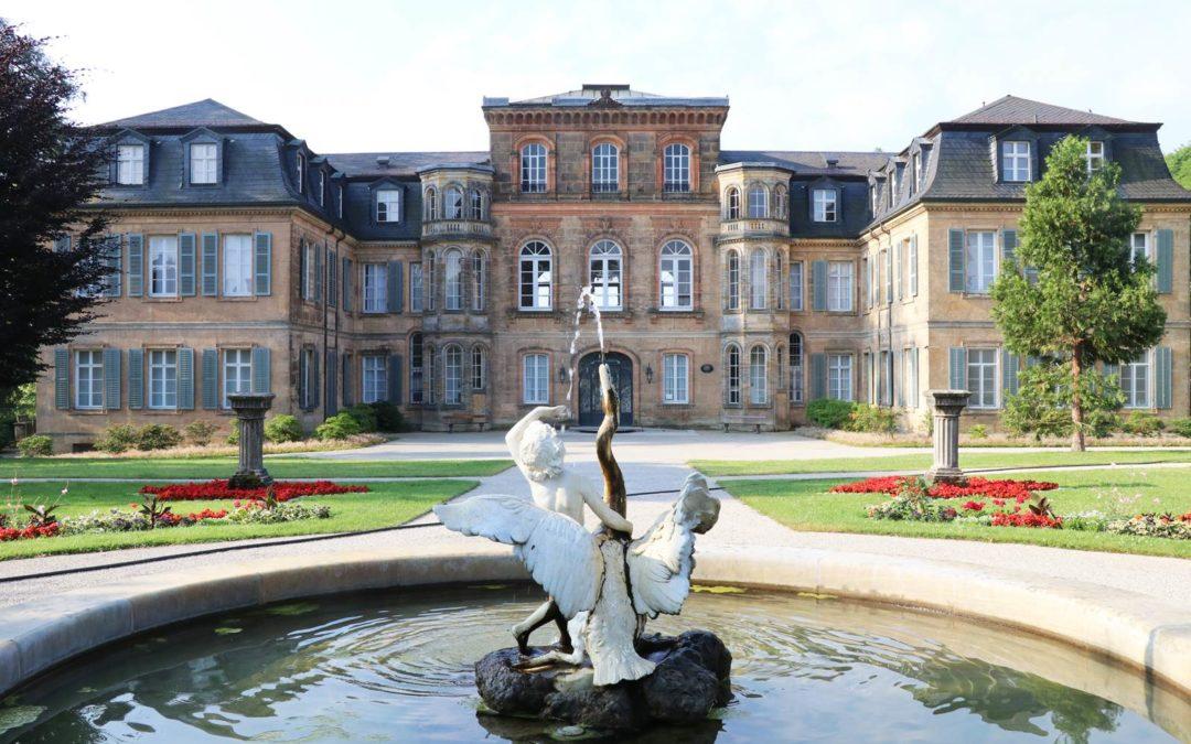 Parc du Château de Fantaisie à Bayreuth