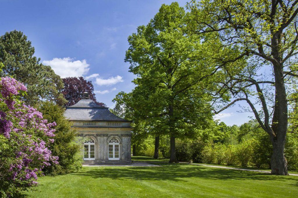 Bayreuth Château de Fantaisie Pavillon