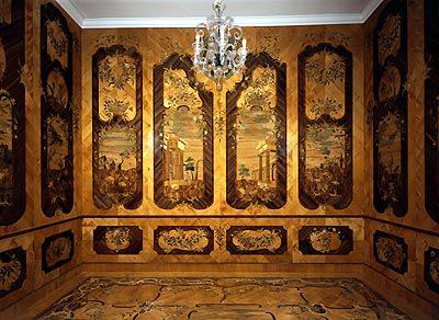 Bayreuth Château de Fantaisie Cabinet Spindler