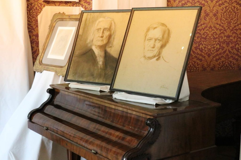 Bayreuth Musée Richard Wagner
