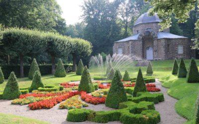 Jardin de Sanspareil à Bayreuth, rock garden