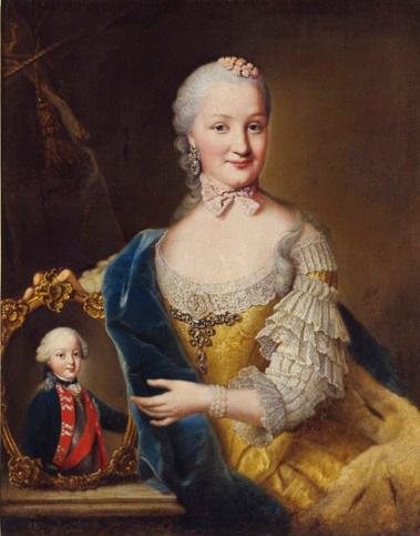 Friederike Dorothe of Brandenburg-Schwedt