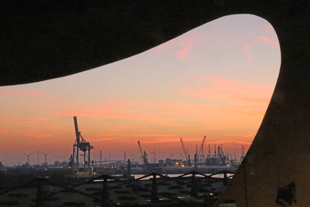 HafenCity Viewpoint Hambourg