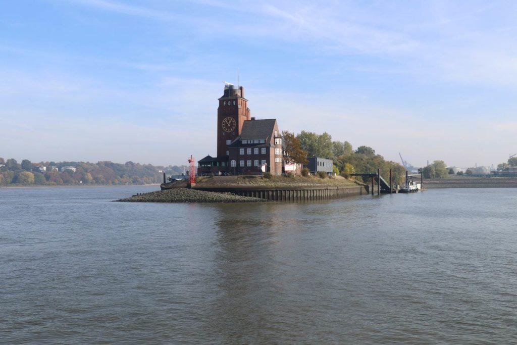 Hambourg port