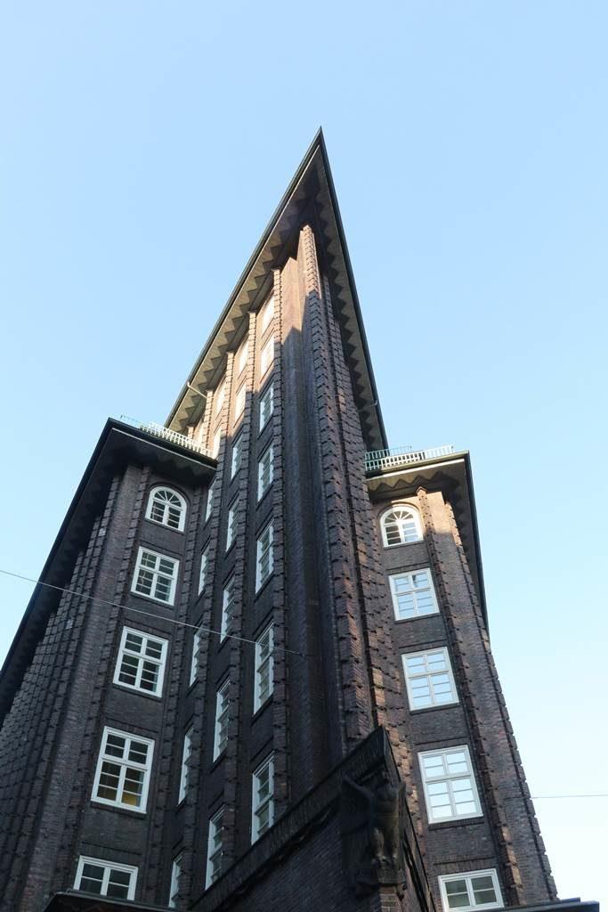 Hambourg Chilehaus