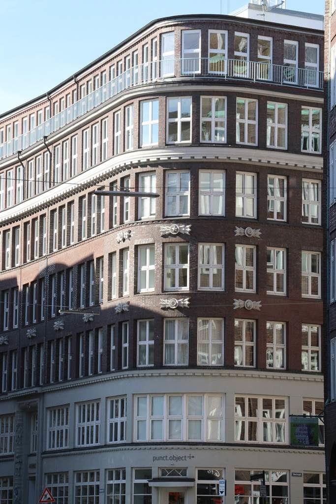 Hambourg Kontorhaus