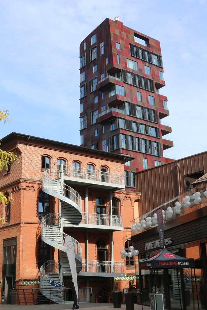 Hambourg 25 Hours Hotel