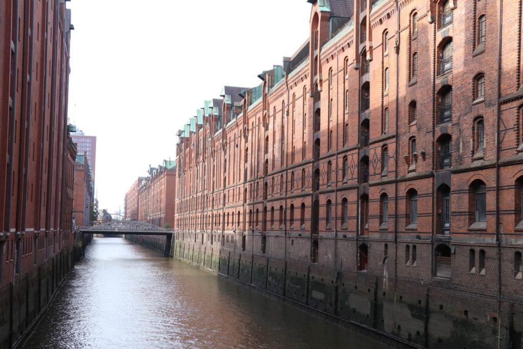 Hambourgs Speicherstadt
