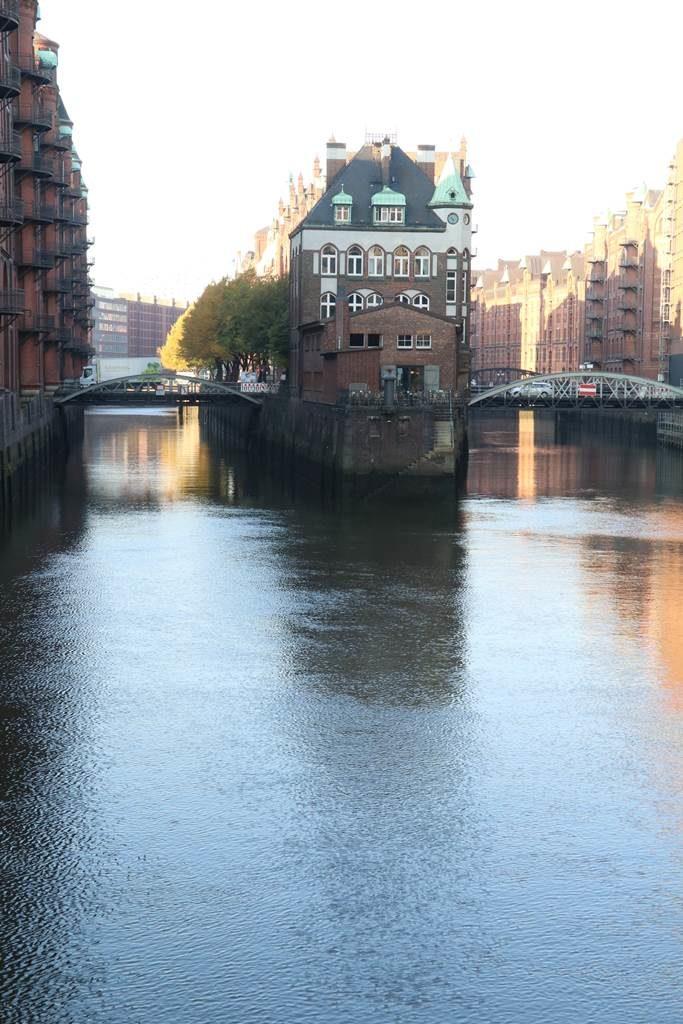 Hambourg Speicherstadt