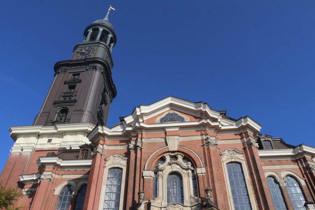 Hambourg St Michaelis