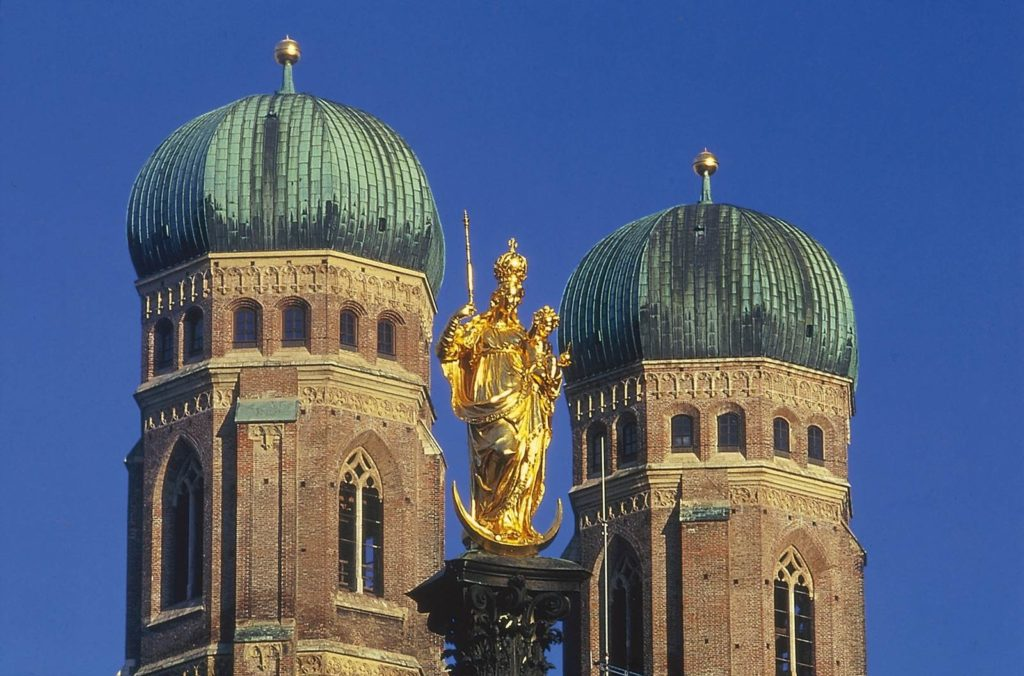 Munich Cathédrale Notre Dame