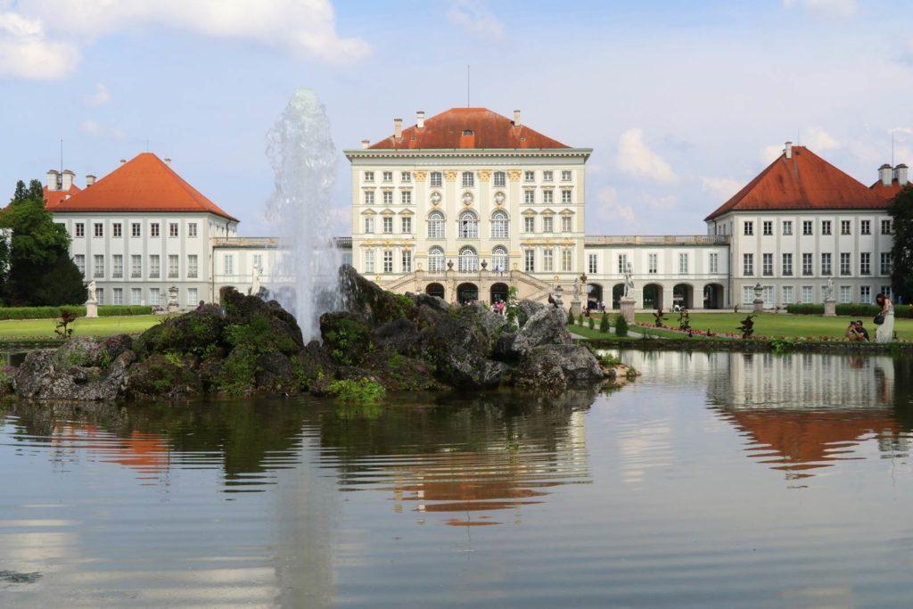 Munich Château de Nymphenburg
