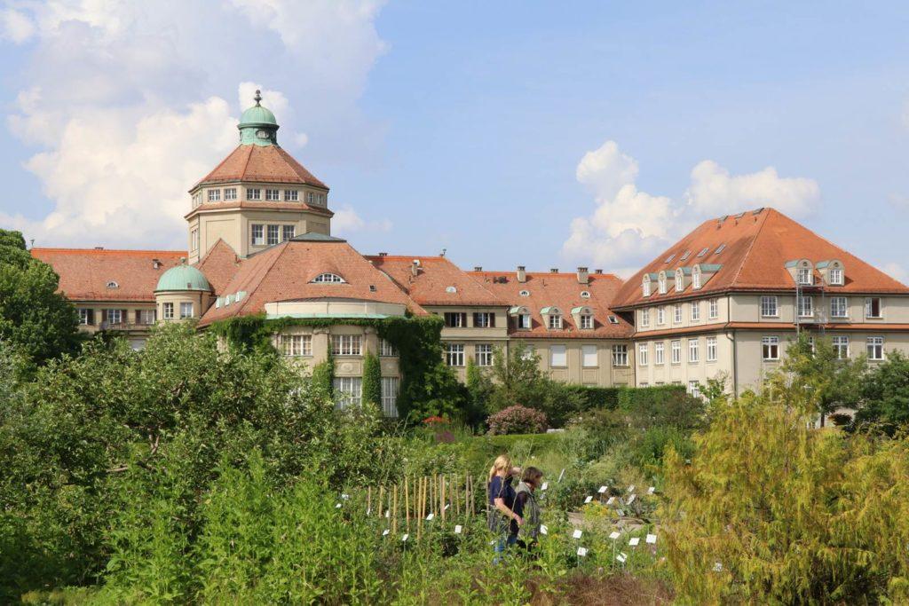Munich Jardin botanique