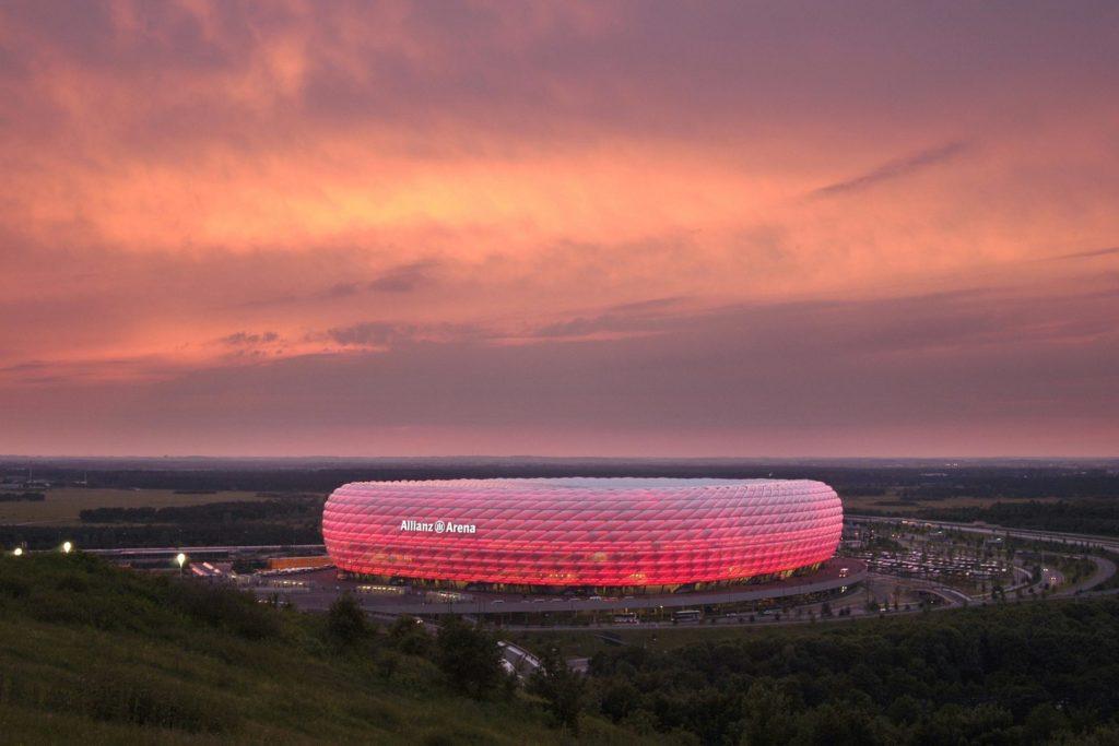 Munich Allianz Arena (c) Markus Dlouhy