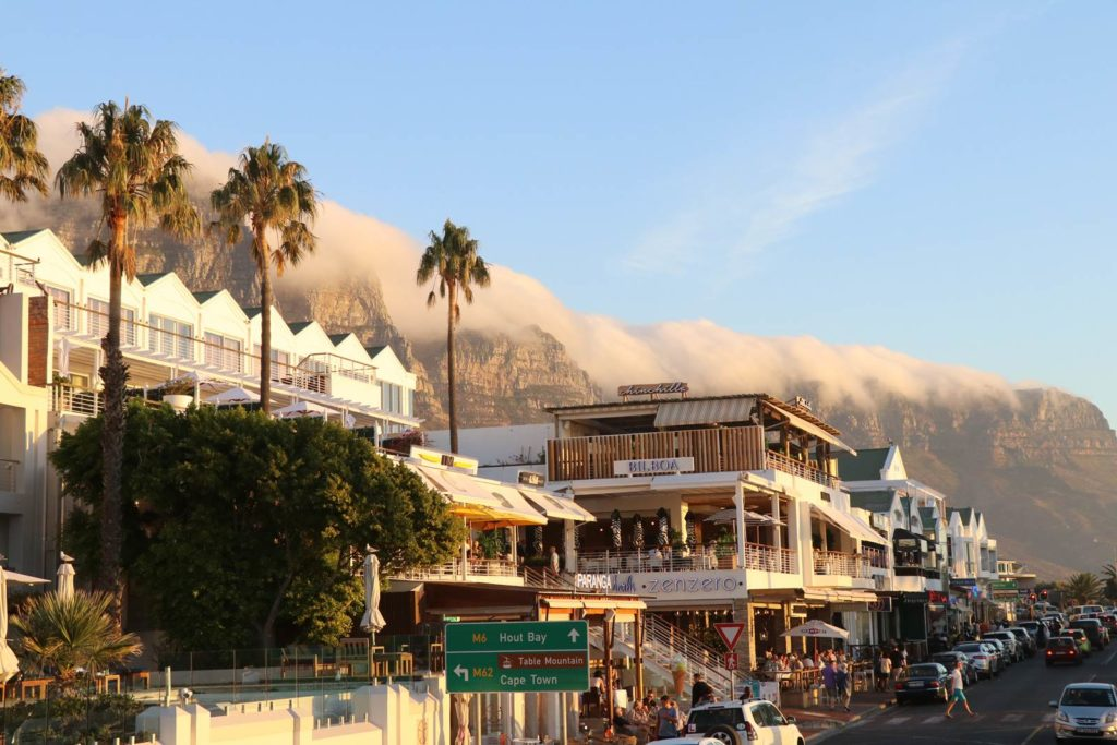 Le Cap Camps Bay