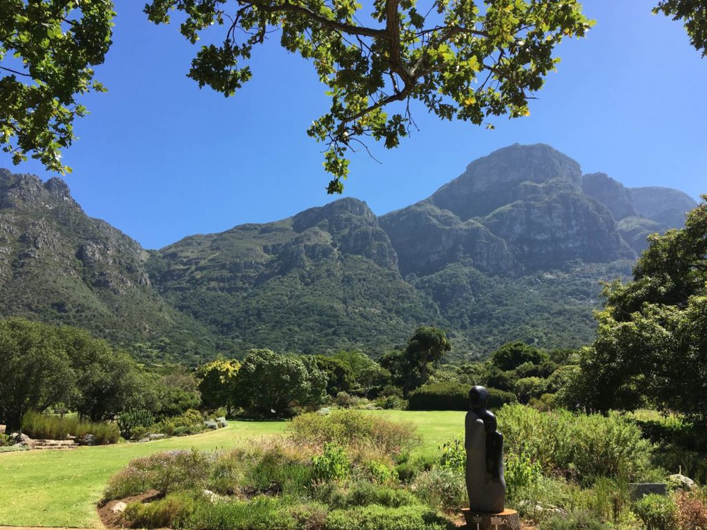 Le Cap Kirstenbosch