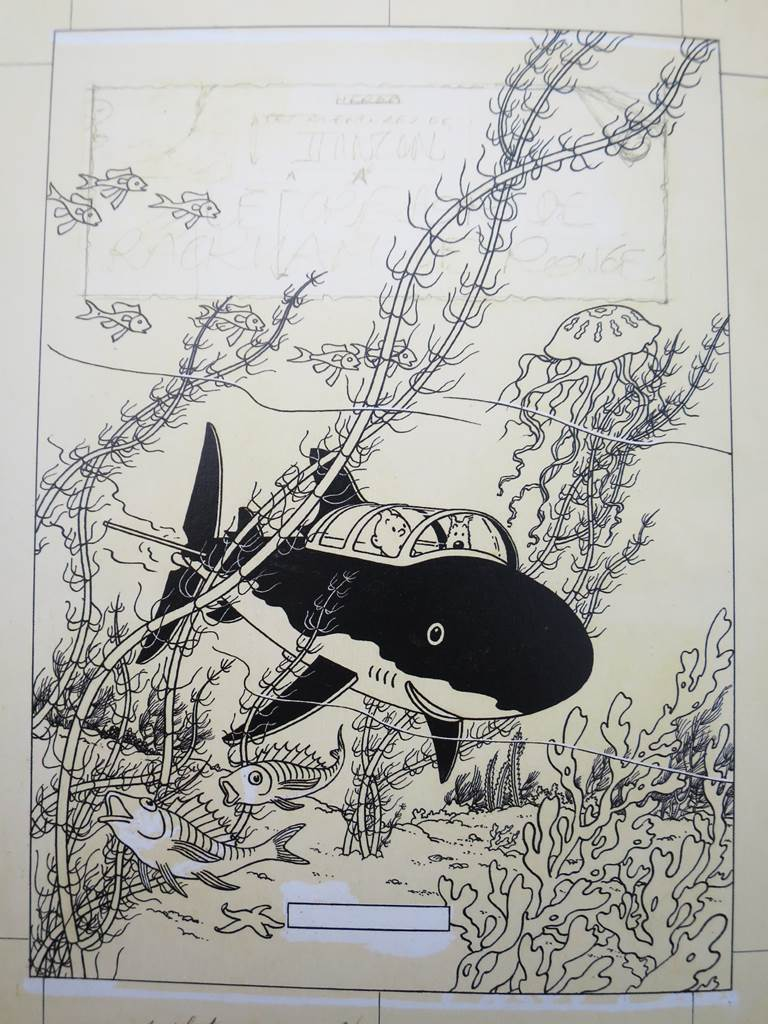 Muse Hergé