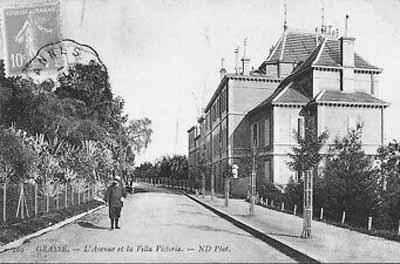 Villa Victoria Grasse 1911