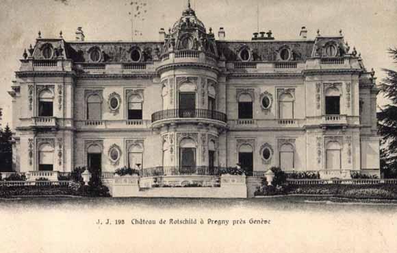 Château de Prégny