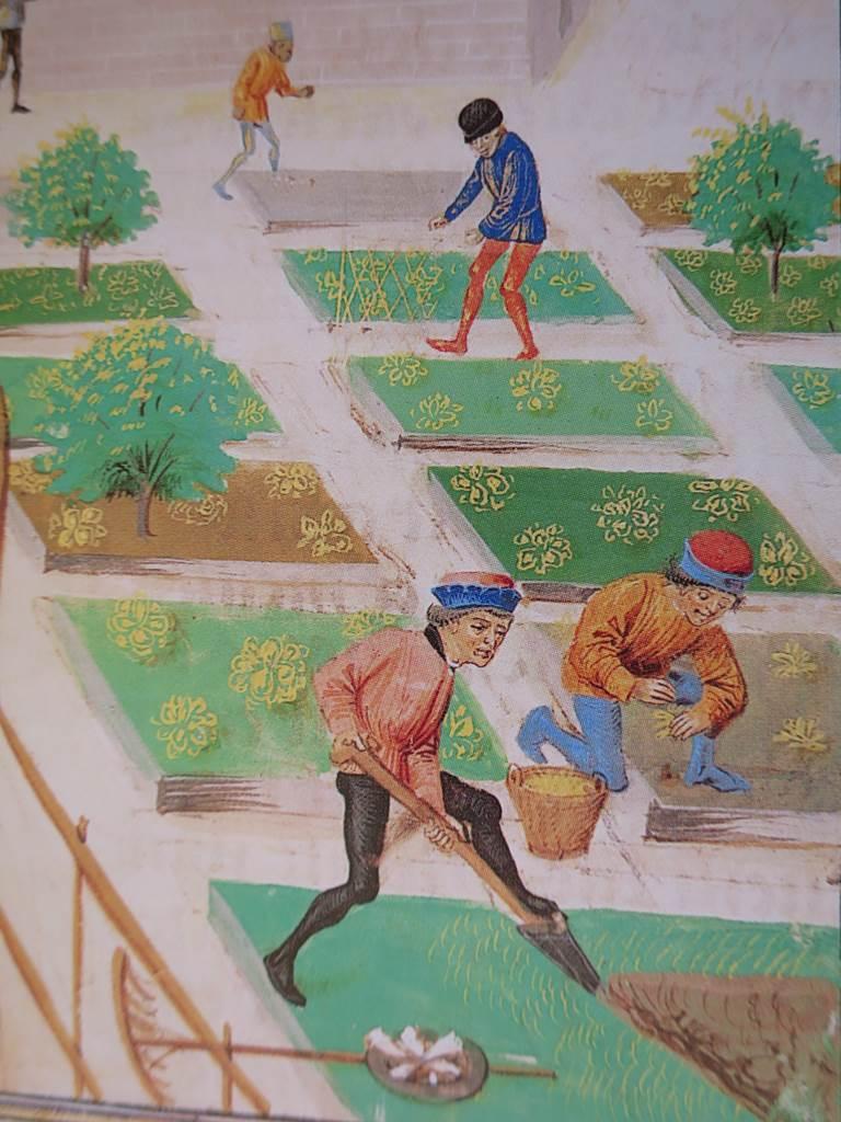 Le bon jardinier