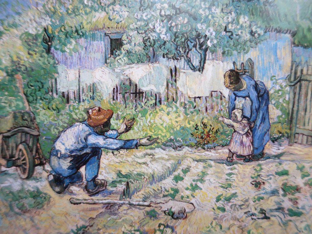 Vincent Van Gogh Les premiers pas