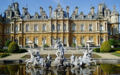 Waddesdon Manor, bienvenue chez lord Rothschild