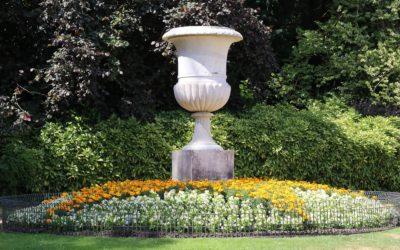 Marcel Gaucher, Jardinier des Rothschild