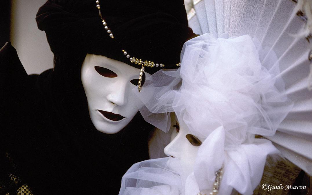 Carnaval de Venise, les clichés de Guido Marcon