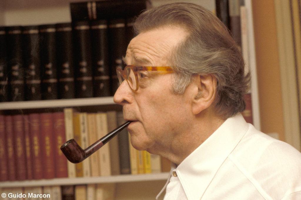 Georges Simenon (c) Guido Marcon