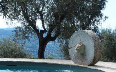 Domaine de La Mouissone, le jardin d'une anglaise à Grasse