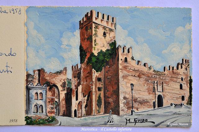 Mrostica peinture Guido Marcon