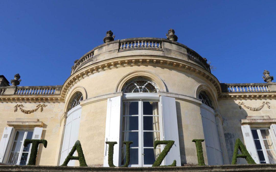 Château de Tauzia, une chartreuse bordelaise