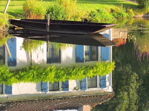 Marais poitevin, la Venise Verte