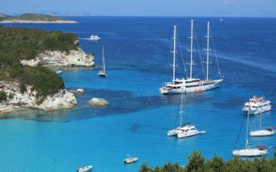 Paxos, la plus secrète des îles ioniennes