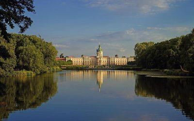 Charlottenburg, le palais d'une reine