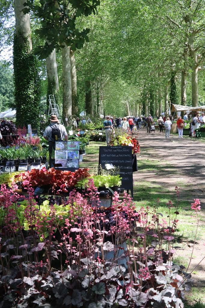 Festival des plantes de Hex