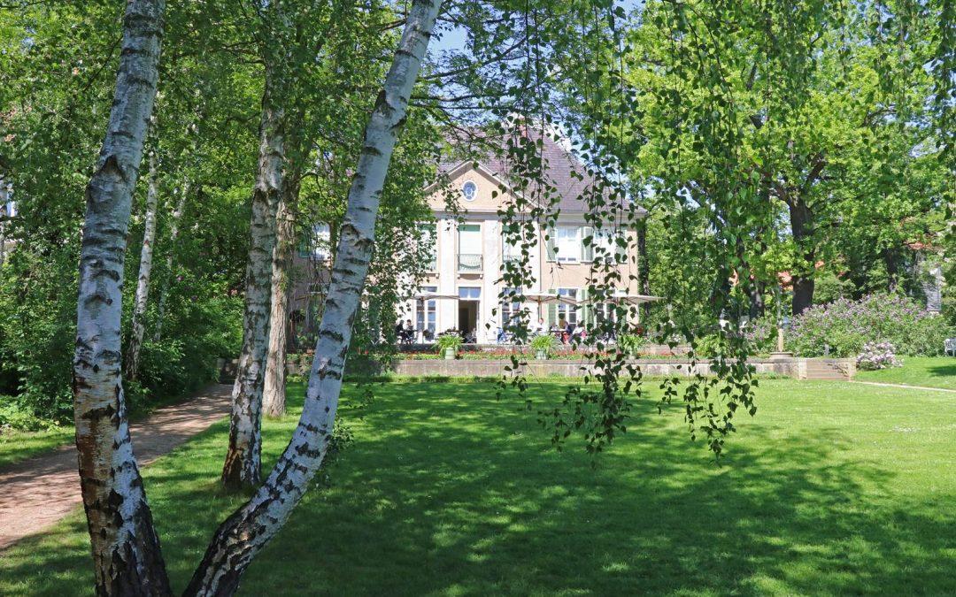 Le jardin du peintre Max Liebermann à Wannsee