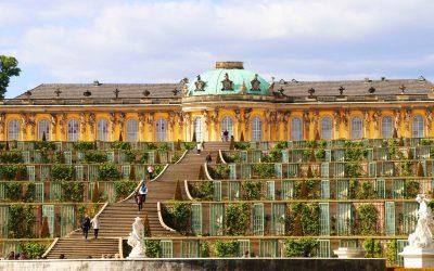 Parc de Sanssouci, le 'Versailles allemand'