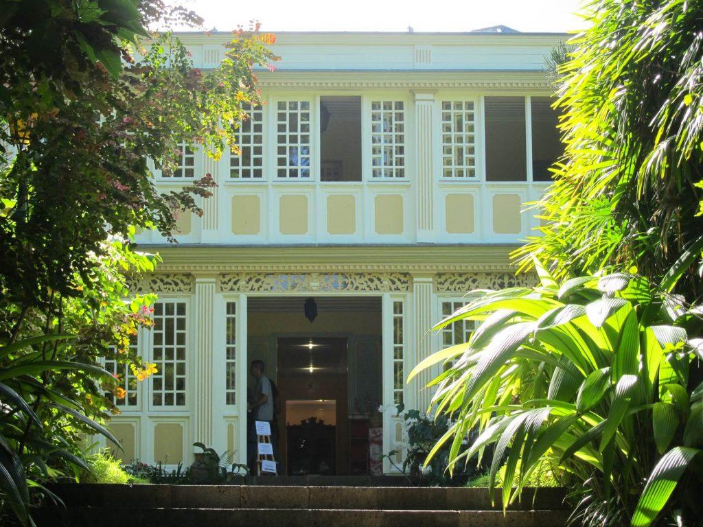 Jardin botanique de la Reunion