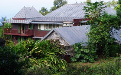 Mascarin, Jardin Botanique de la Réunion