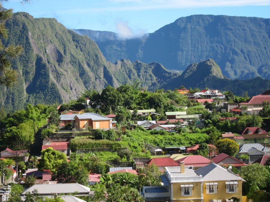 La Réunion Hell Bourg