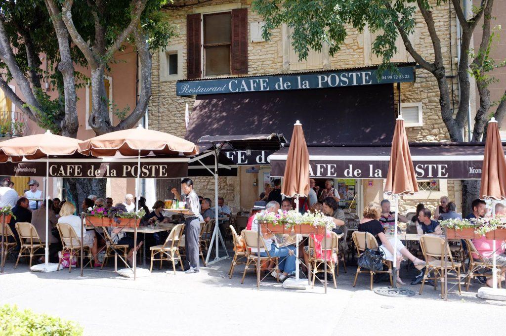 Café de la Poste Goult Luberon