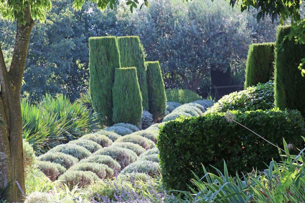 Jardin de la Louve Bonnieux