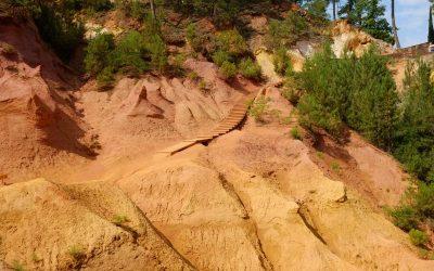 Massif des Ocres du Luberon