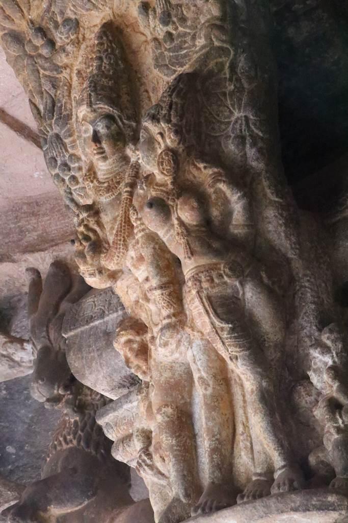 Karnataka Badami cave 3