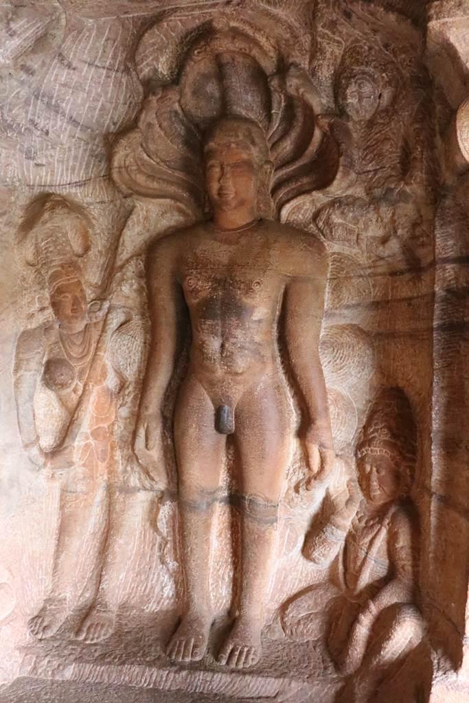 Karnataka Badami cave 4