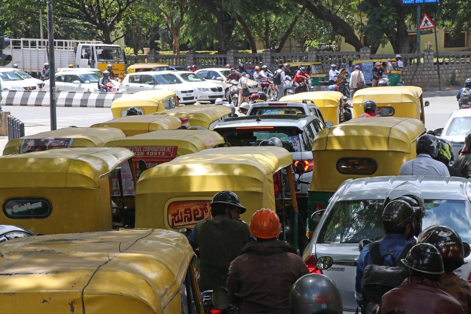 Bangalore ville moderne