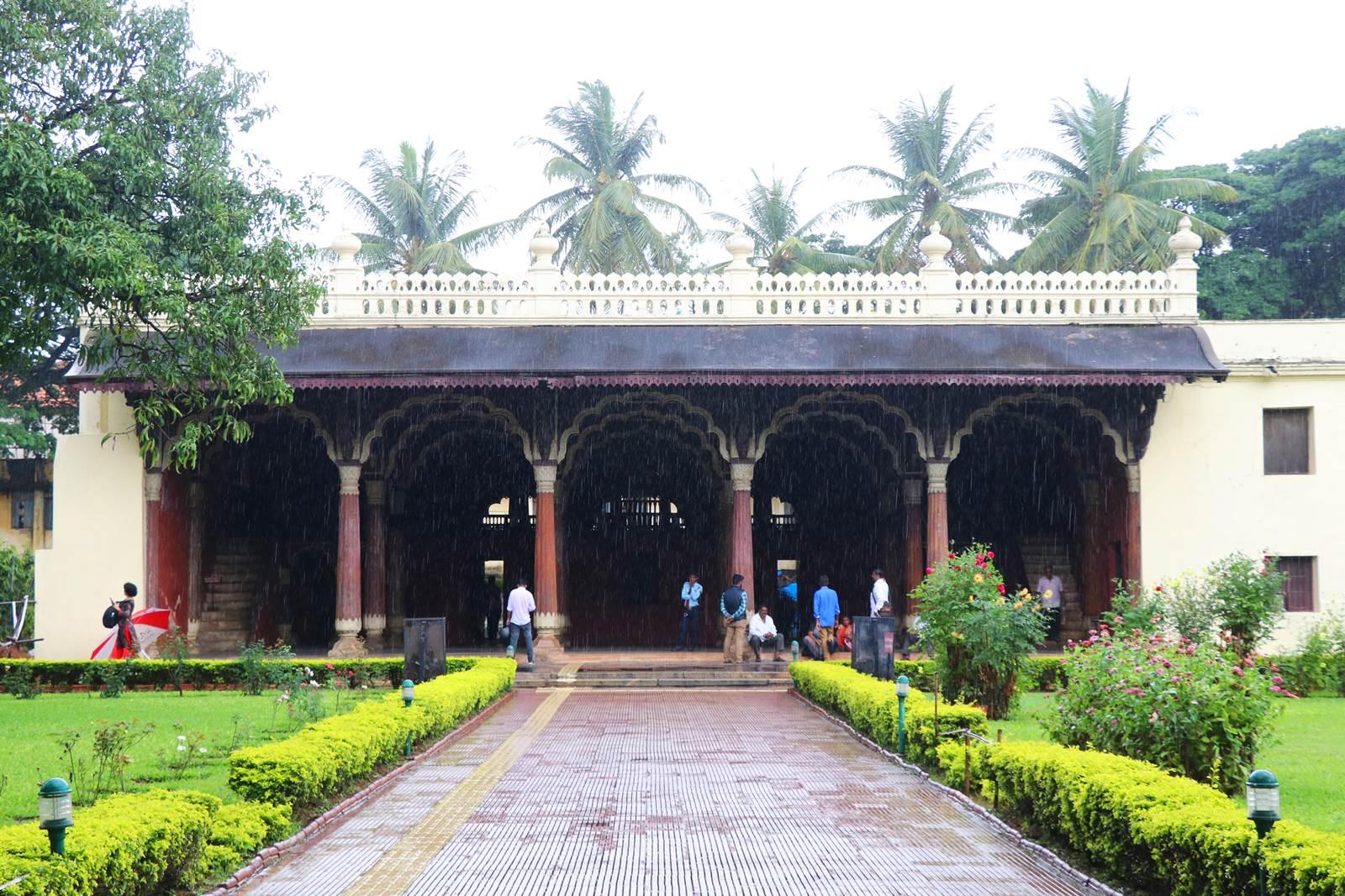 Bangalore palais du Tipu Sultan